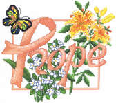 Click for more details of Hope (cross stitch) by Imaginating