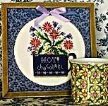 Click for more details of Hot Chocolate! (cross stitch) by Rosewood Manor