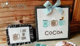 Click for more details of Hot Cocoa (cross stitch) by Madame Chantilly