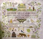 Click for more details of Huckleberry Farm (cross stitch) by The Blue Flower