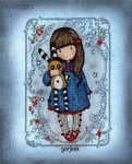 Click for more details of Hush Little Bunny (cross stitch) by Bothy Threads