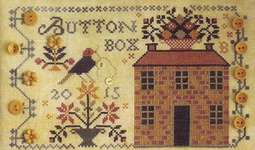 Click for more details of In Friendships Way (cross stitch) by Blackbird Designs