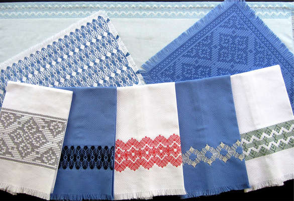 Click for more details of Inspiration 2.0 (swedish weaving) by Swedish Weave Designs