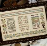 Click for more details of Inspiring Stitches (cross stitch) by Jeannette Douglas