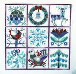 Click for more details of Invierno (cross stitch) by Satsuma Street