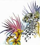 Click for more details of Jaguar (cross stitch) by RTO