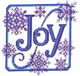 Joy Snowflakes