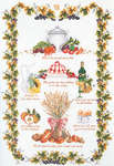 Click for more details of Kitchen Sampler (cross stitch) by Thea Gouverneur