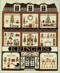 Click for more details of Kringles (cross stitch) by Little House Needleworks
