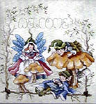 Click for more details of Land of Enchantment (cross stitch) by Stoney Creek