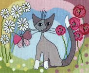 Click for more details of Lazy Daisy (cross stitch) by Bothy Threads
