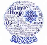 Click for more details of Let's be Frozen (cross stitch) by Imaginating