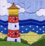 Click for more details of Lighthouse (long-stitch kit) by Anchor