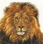 Click for more details of Lion's Pride (cross stitch) by DMC Creative