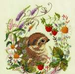 Click for more details of Little Bird (cross stitch) by Golden Hands