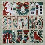 Click for more details of Little Bits of Christmas (cross stitch) by The Drawn Thread