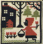 Click for more details of Little Red Riding Hood (cross stitch) by The Prairie Schooler