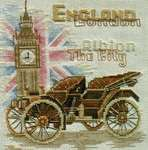 Click for more details of London (cross stitch) by Golden Hands