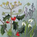 Click for more details of Long Stitch Seasons : Winter (long-stitch) by Rose Swalwell