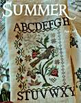 Click for more details of Loose Feathers - Summer (cross stitch) by Blackbird Designs