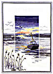 Click for more details of Low Tide (cross-stitch kit) by Rose Swalwell