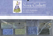 Click for more details of Maidenhair Embellishment Pack (beads and treasures) by Nora Corbett