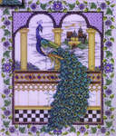 Click for more details of Majestic Peacock (cross stitch) by Design Works