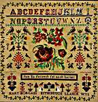 Click for more details of Mary Morgans (cross stitch) by Fox and Rabbit Designs