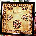 Click for more details of May These Lines A Relic Prove (cross stitch) by Cross Stitch Antiques