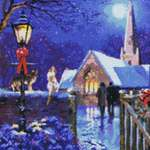 Click for more details of Midnight Mass (cross stitch) by Kustom Krafts