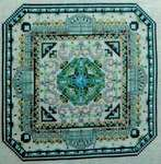 Click for more details of Mini Mandala Mystery 01 (cross stitch) by Chatelaine