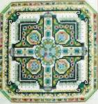 Click for more details of Mini Mandala Mystery 02 (cross stitch) by Chatelaine