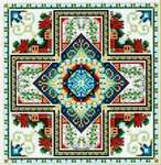 Click for more details of Mini Mandala Mystery 03 (cross stitch) by Chatelaine