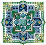 Click for more details of Mini Mandala Mystery 04 (cross stitch) by Chatelaine
