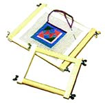 Click for more details of Mini No-Sew Frames and Parts (hoops and sewing frames) by Siesta Frames