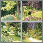 Click for more details of Miniatures (cross stitch) by John Clayton