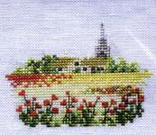 Click for more details of Minuets - Poppyfield (cross stitch) by Rose Swalwell