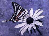 Click for more details of Monochrome Plus (cross stitch) by Fire Wing Designs