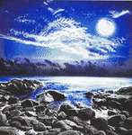 Click for more details of Moonlight Bay (cross stitch) by Kustom Krafts