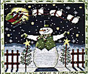 Click for more details of More Frosty Memories (cross stitch) by Stoney Creek