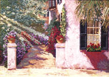 Click for more details of Morning Light (cross stitch) by Barbara & Cheryl