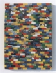Click for more details of Mosaic #2 (mixed media) by Robert McCubbin