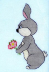 Click for more details of Mother's Day (cross stitch) by Anne Peden