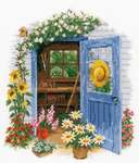 Click for more details of My Garden Shed (cross stitch) by Vervaco