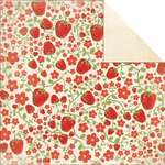 Click for more details of Nan's Favourite Marmalade 12x12in Scrapbook Paper (paper) by Kaisercraft