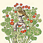 Click for more details of Nasturtium Garden (cross stitch) by Bothy Threads