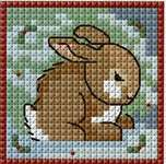 Click for more details of Nature's Christmas (cross stitch) by Lesley Teare