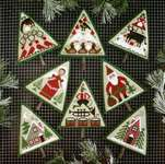 Click for more details of O Christmas Tree (cross stitch) by The Prairie Schooler
