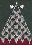 Click for more details of Oh Christmas Tree (hardanger pattern) by Cross 'N Patch