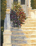 Click for more details of On the Avenue (cross stitch) by Barbara & Cheryl